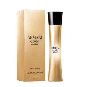ادکلن زنانه جورجیو آرمانی آرمانی کد ابسولو فم Armani Code Absolu Femme