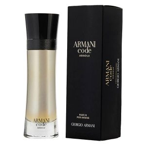 ادکلن مردانه جورجیو آرمانی آرمانی کد ابسولو Giorgio Armani Code Absolu