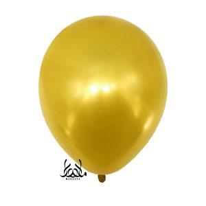 بادکنک تولد طلایی